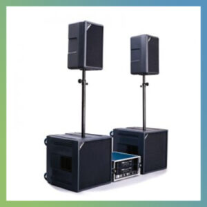 Complete geluidssystemen