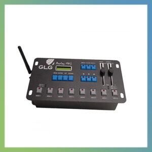 DMX recorder/player